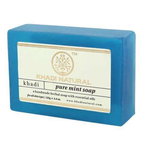 Pure Mint Soap - 125 gm