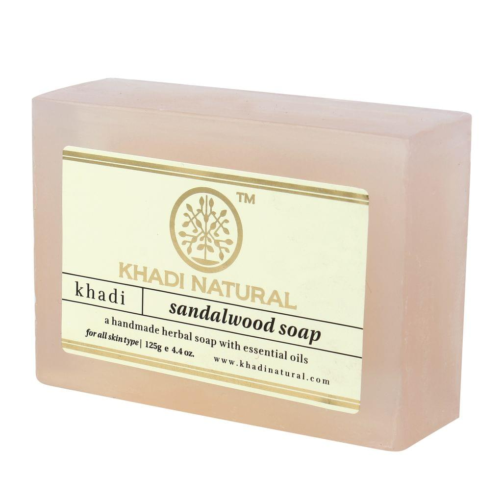 Sandalwood Soap - 125 gm