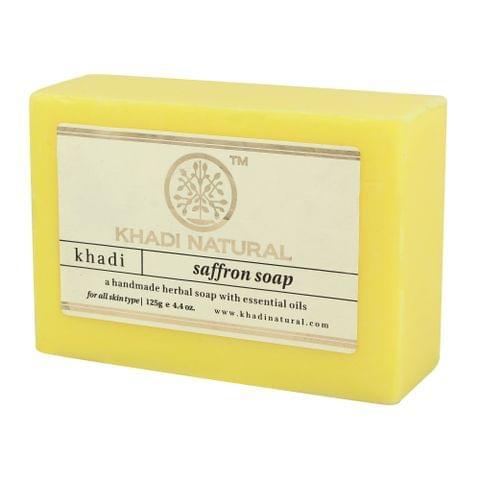 Saffron Soap - 125 gm