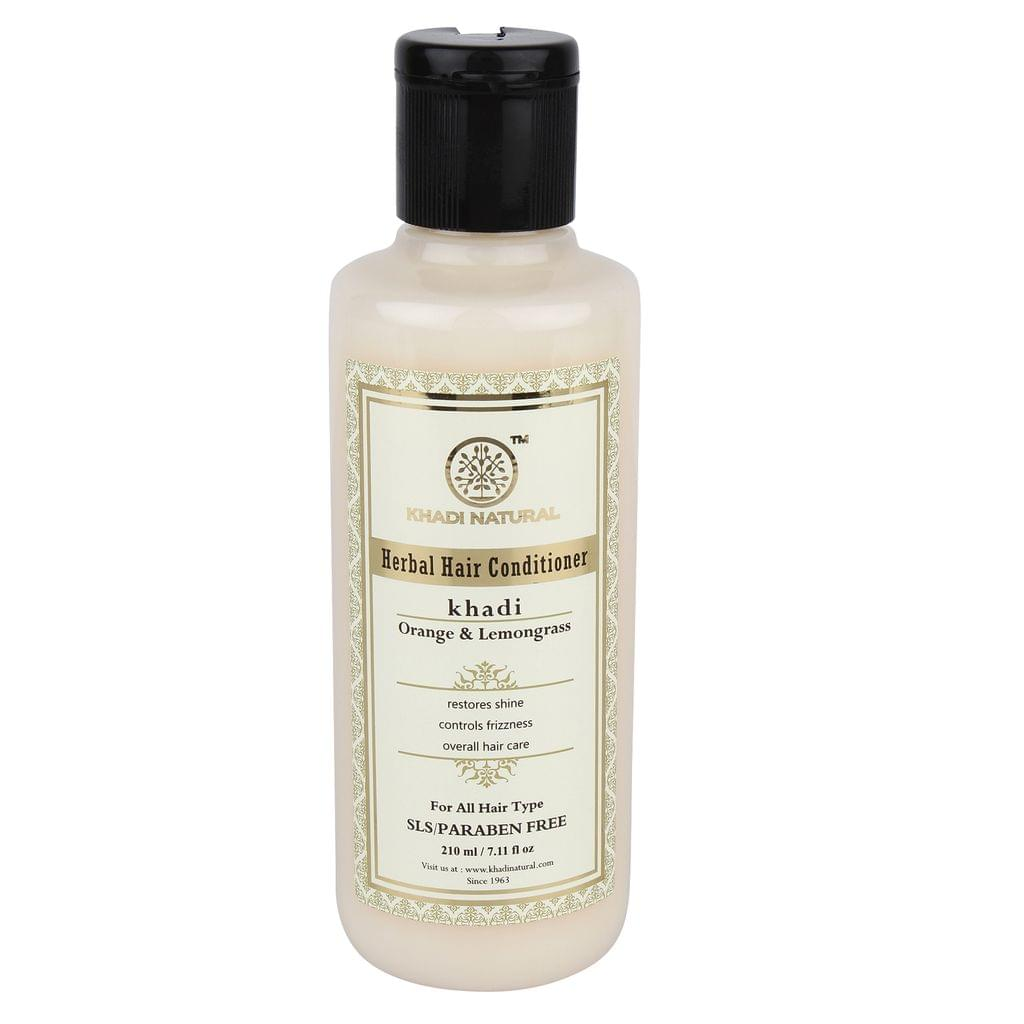 Orange Lemongrass Hair Conditioner  - 210 ml