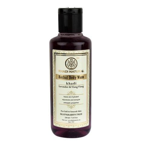 Lavender & Ylang Ylang Body Wash  - 210 ml