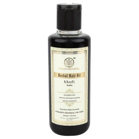 Pure Amla Hair Oil - 210 ml