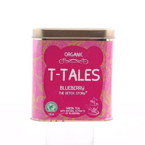 Blueberry Tea 100 gms Loose