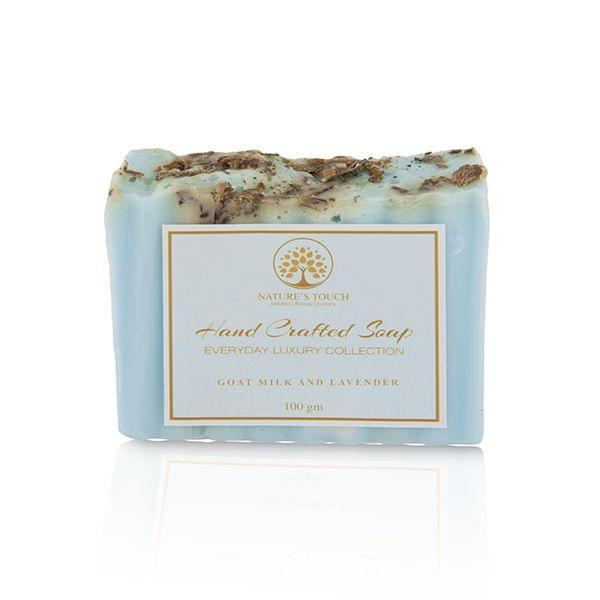 Goat Milk & Lavender Soap - 100 gms