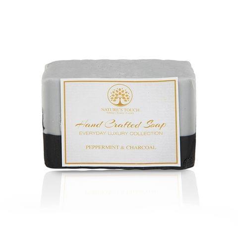 Peppermint & Charcoal Soap - 100 gms