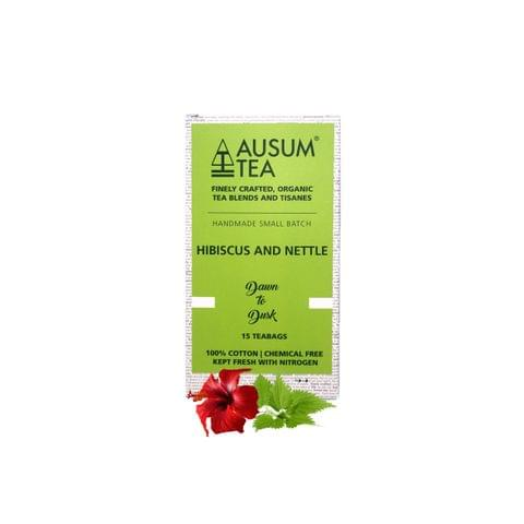 Hibiscus & Nettle Herbal Infusion
