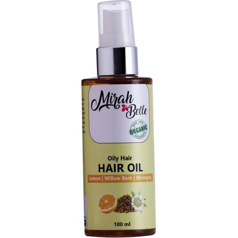 Oily Hair Oil - 100 ml