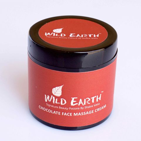 Chocolate Face Massage Cream - 100 gms