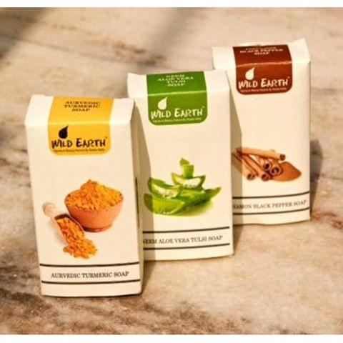 Ayurvedic Soap (Set of 3)