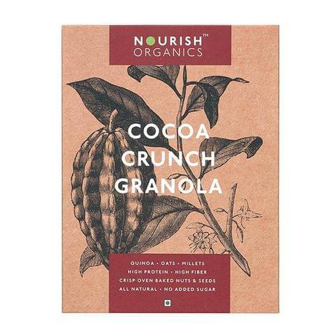 Cocoa Crunch Granola - 300 gms