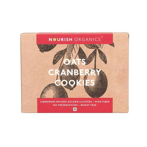 Oats Cranberry Cookies - 150 gms
