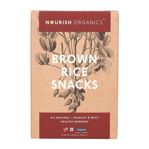 Brown Rice Snacks - 150 gms
