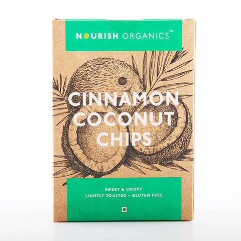 Cinnamon Coconut Chips - 90 gms