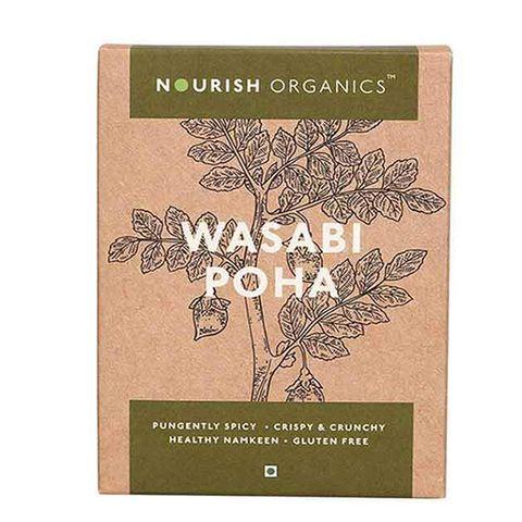 Wasabi Poha - 130 gms
