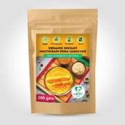 Organic Instant Multigrain Dosa Mix - 200 gm