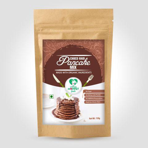 Choco Ragi Pancake - 150 gm