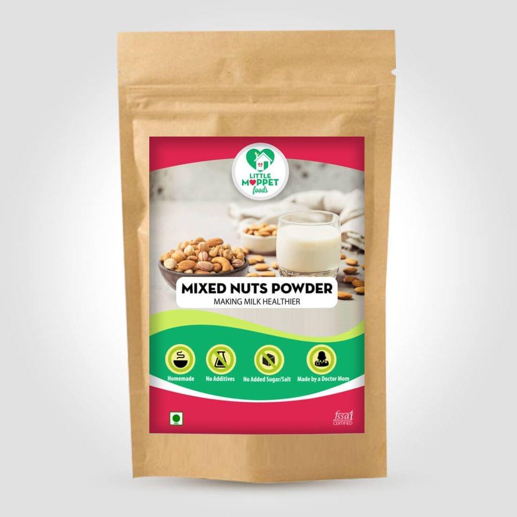 Mixed Nuts Powder - 100 gm