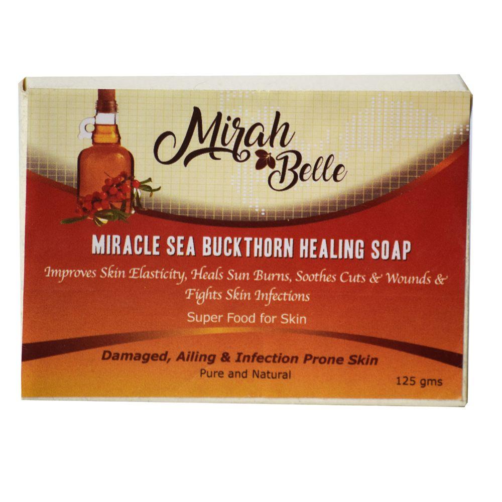Miracle Sea Buckthorn Healing Soap - 125 gm