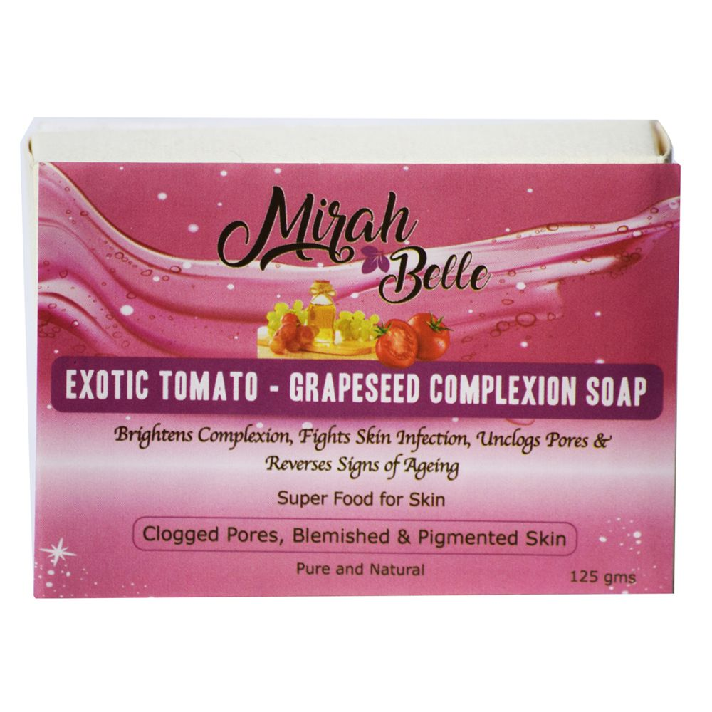 Exotic Tomato & Grapeseed Complexion Soap - 125 gm