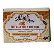 Bohemian Honey Beer Soap - 125 gm