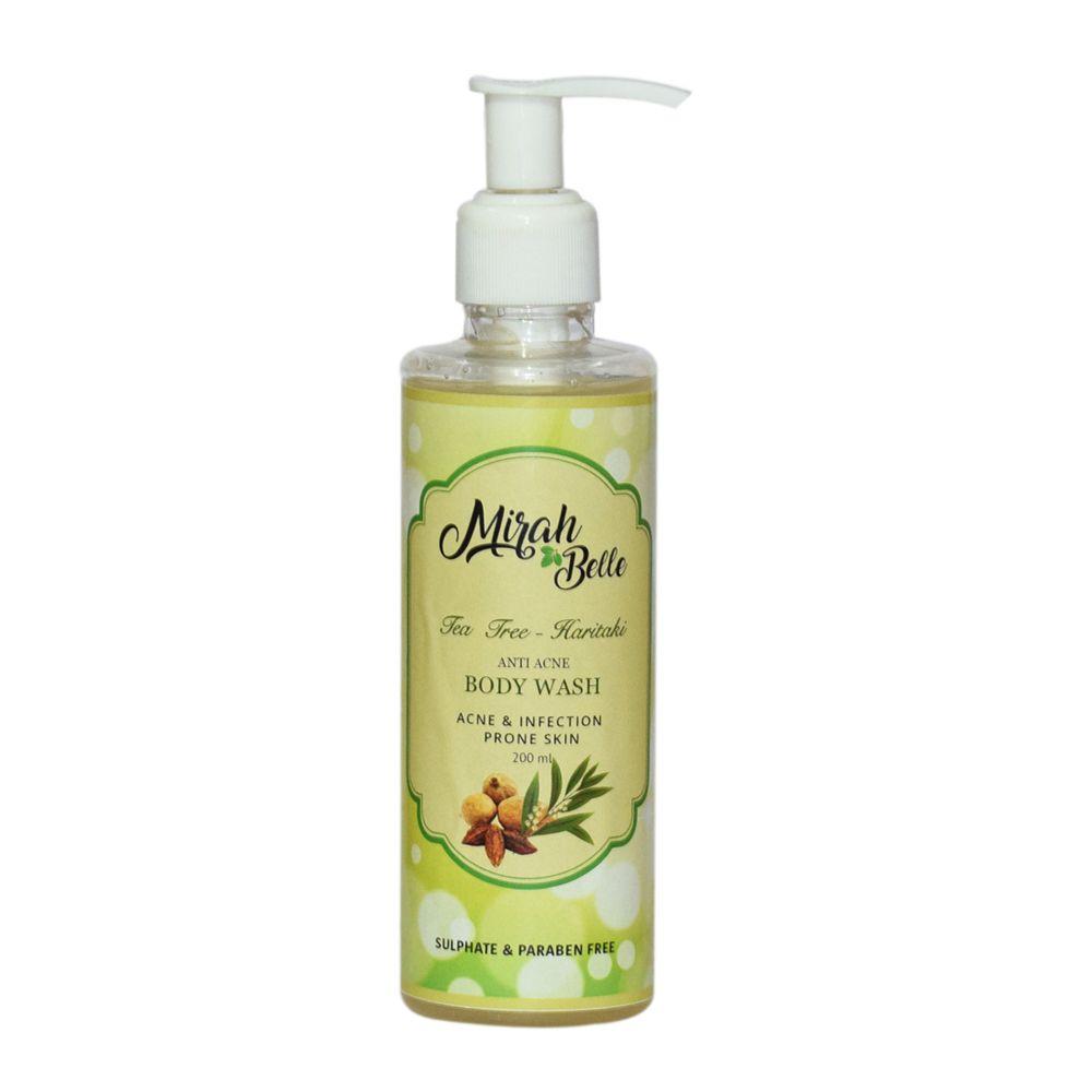 Tea Tree & Haritaki Anti Acne Body Wash - 200 ml