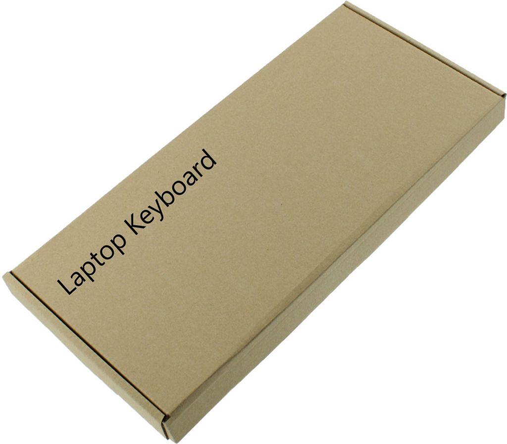 Regatech Toshiba Satellite L300D Laptop Keyboard Replacement Black