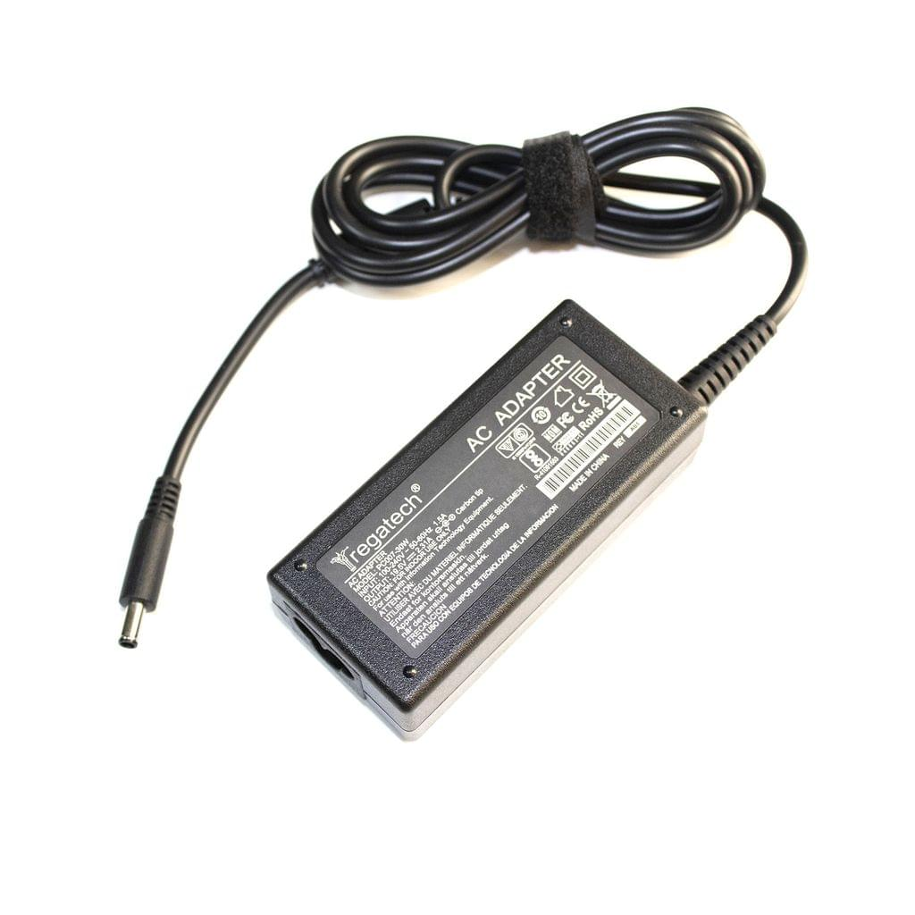 Regatech Dell XPS 13-9350 Laptop Charger 45W 19.5V 2.31A Power Adapter