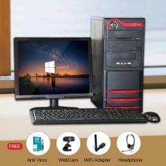 """Intel C2D 4GB/500GB/15"""" Assemble PC"""