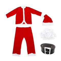 Santa Costume for Boys
