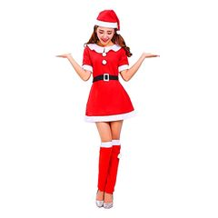 Santa Costume for Women