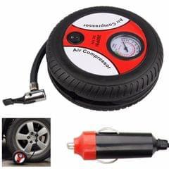 Portable car air compressor