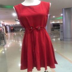 Melange Mid Lace Skirt For Women