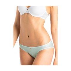 Jockey Aqua Blue International Collection Bikini Brief For Women - 2104