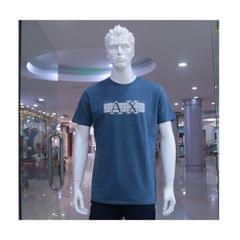 Melange Blue T-Shirt