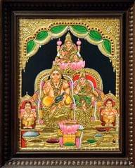 Kubera Lakshmi - Medium