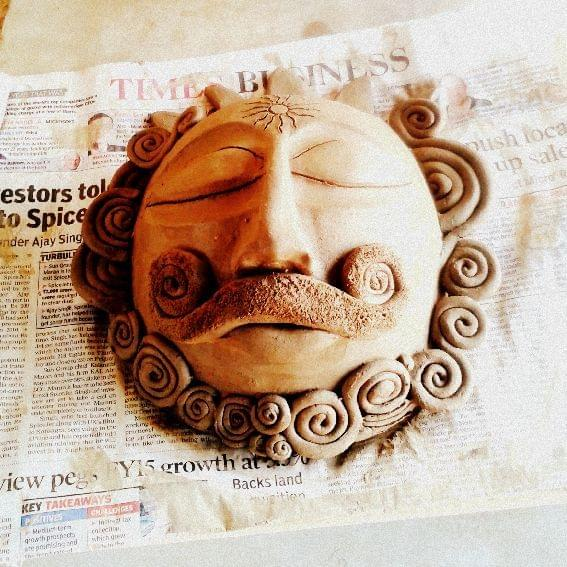 Men Mask by Claying Thoughts