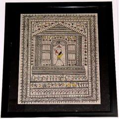 Traditional Odisha Soura Tribal Art