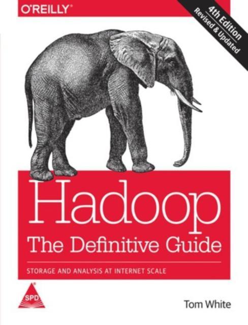 Hadoop:The Definitive Guide, 4ed