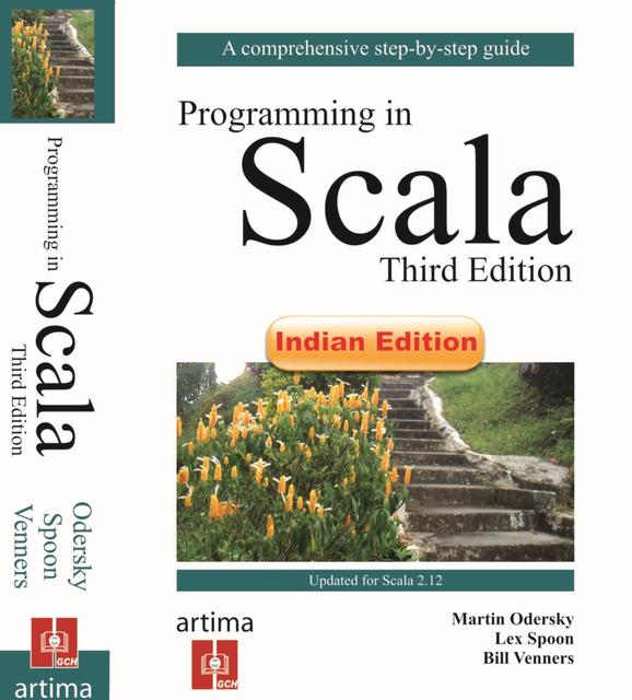 Programming in Scala, 3ed