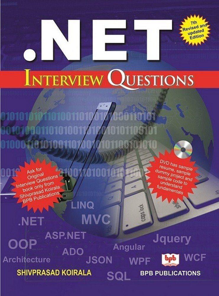 .NET Interview Questions 7ed Shivprasad Koirala