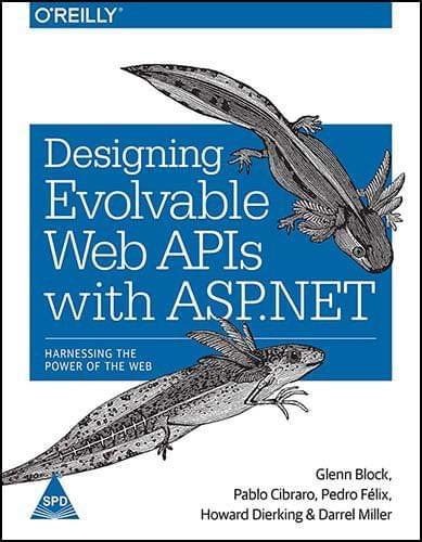 Designing Evolvable Web APIs with ASP.NET