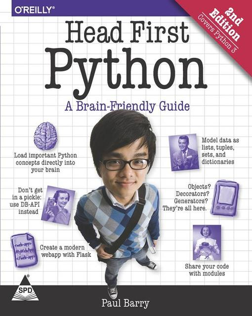 Head First Python 2ed