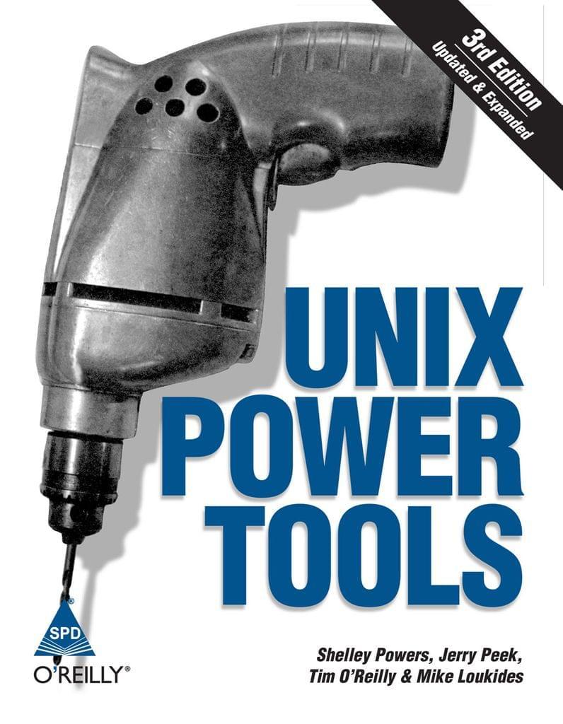 Unix Power Tools, 3/Ed