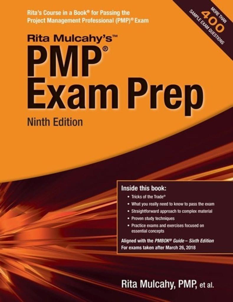 PMP® Exam Prep, Ninth Edition