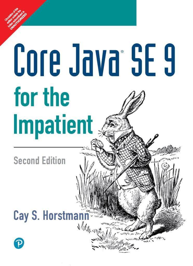 Core Java SE 9 for the Impatient (2nd Edition)