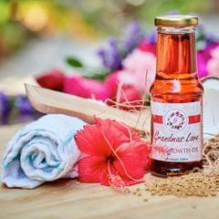 Grandma's Love Hairgrowth Enhancing Oil