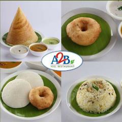 A2B Catering- Massaah Oru Breakfast Menu