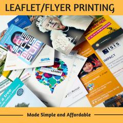 Kadaiveedhi Printing - A4 Flyer/Leaflets