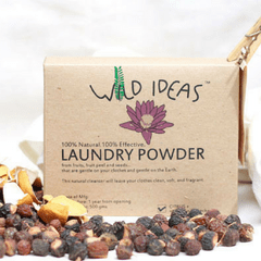Wild Ideas Laundry Powder with Citrus 500g