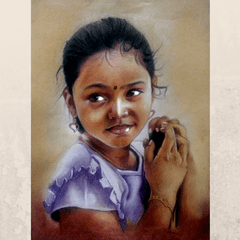 Kadaiveedhi Arts My Best Friend Forever - My Daughter